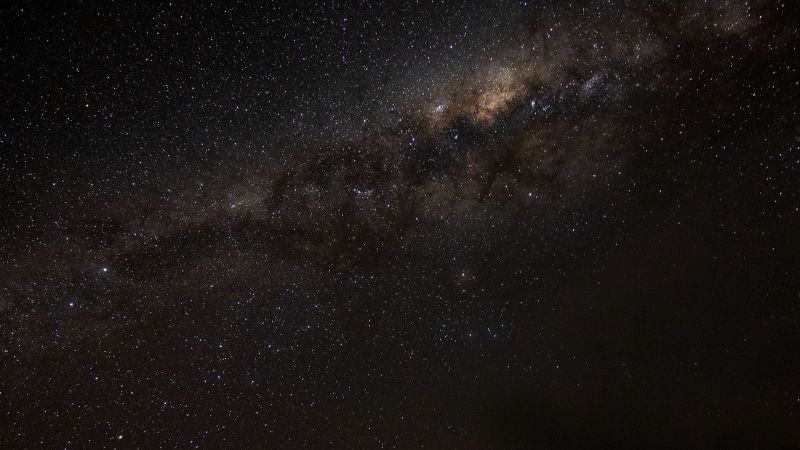 Galactic Core, New Zealand